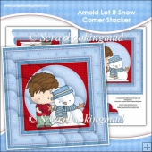 Arnold Let It Snow Corner Stacker