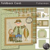 Foldback Card: Fisherman
