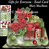 Gifts for Everyone - Easel Card