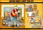 Builder/DIY Dude 4 Sheet Mini Kit