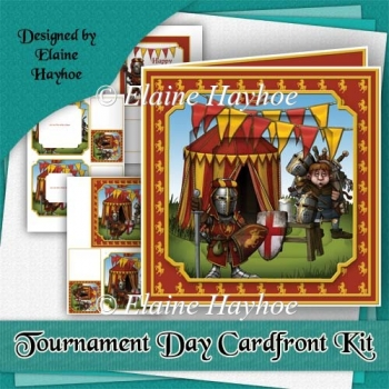 Tournament Day Cardfront Kit