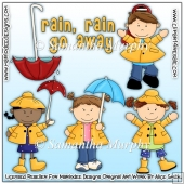 Rain Rain Go Away Clip Art Download