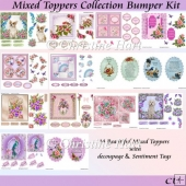 Mixed Toppers Collection Bumper Kit