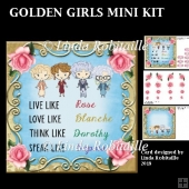 Golden Girls Mini Kit