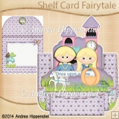 Shelf Card Fairytale