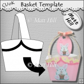 CU Basket and Tag Template