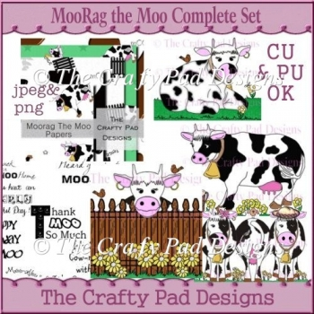 MooRag The Complete Set Coloured Images