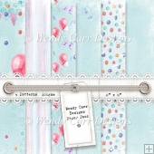 WENDY CARR DESIGNS PAPER PACK 6