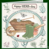 Happy Herb-day