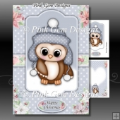 Olivia Owl A5 Mini Kit
