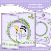 Snowbuddies Snowman Card Kits