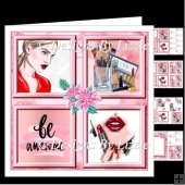 Makeup Queen 3 Mini Kit