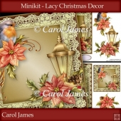 Minikit - Lacy - Christmas Decor