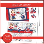 London Girl Large Gift Box