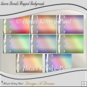 Aurora Borealis Wrapped Backgrounds