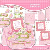 Nevernots Shelf Card & Card Box