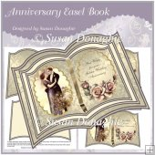 Anniversary Easel Book