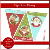 Flight School Bunting