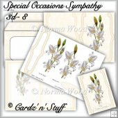 Special Occasions - Sympathy - 3d - 8