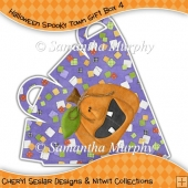 Halloween Spooky Town Gift Box 4