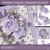 Minikit - Panels - Beautiful World 3