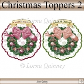 Christmas Toppers 2