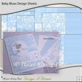 Baby Blues Design Sheets