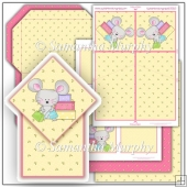 Mall Mouse Diamond Top Card PDF Download