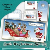 Quick and Easy Smile Its Christmas Mini Kit