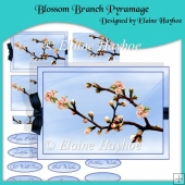 Blossom Branch Pyramage
