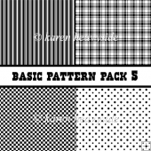 Basic Pattern Pack 5