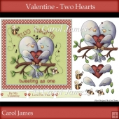 Valentine - Two Hearts