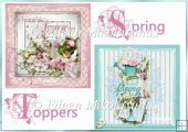 Sweet Spring Day Quick Card Fronts