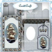 Bookmark card set 2