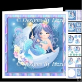 Magical Mermaid 1 Mini Kit