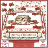 Thicket Christmas 1 5 by 5 Gift Box