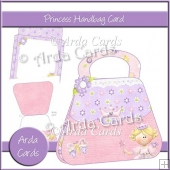 Princess Handbag Card