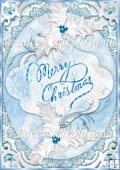Holly Holiday Christmas Backing Background Paper