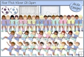 Fever Pitch Winter CU Clipart