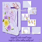 Birthday/Mother's Day Pocket Card