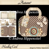 New Handbag Card Autumn