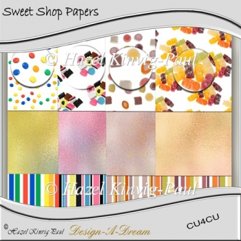 Sweet Shop Papers