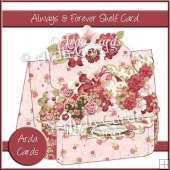 Always & Forever Shelf Card