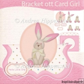 Bracket Ott Card Baby Girl
