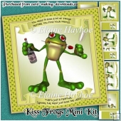 Kiss Frogs Mini Kit