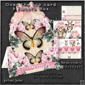 Over the Edge Card & Facets Box Pink Fantasy 1269