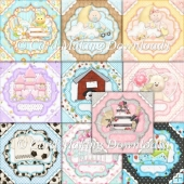10 Card Front Kits - SET 6