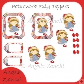 PATCHWORK POLLY TOPPERS
