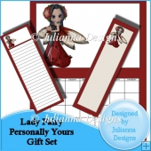 Lady Fairy Personally Yours Gift Set