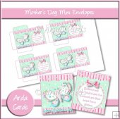 Mother's Day Mini Envelopes